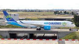 誘喜さんが、パリ オルリー空港で撮影したエア・カライベス A350-941XWBの航空フォト(写真)