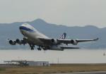 長月ぽっぷさんが、関西国際空港で撮影した日本貨物航空 747-4KZF/SCDの航空フォト(写真)