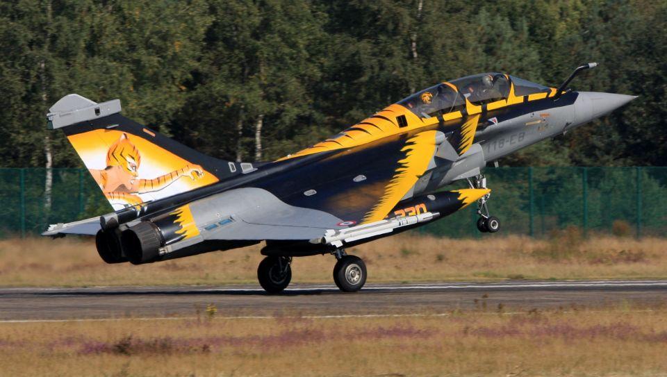 cathay451さんのフランス空軍 Dassault Rafale (304) 航空フォト