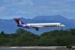 nobu2000さんが、ダニエル・K・イノウエ国際空港で撮影したハワイアン航空 717-22Aの航空フォト(写真)