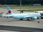 まいけるさんが、フランクフルト国際空港で撮影したエア・カナダ 767-375/ERの航空フォト(写真)