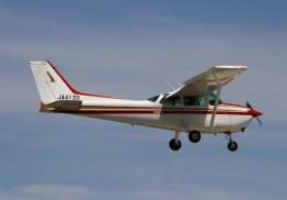 LOTUSさんが、八尾空港で撮影したちくぎんリース 172P Skyhawk IIの航空フォト(飛行機 写真・画像)