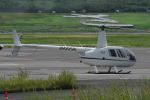 神宮寺ももさんが、高松空港で撮影したローゼン航空 R44 Ravenの航空フォト(写真)