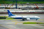 まいけるさんが、スワンナプーム国際空港で撮影した厦門航空 737-85Cの航空フォト(写真)