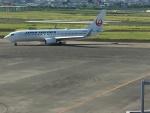 Tatsu mitsuさんが、宮崎空港で撮影した日本航空 737-846の航空フォト(写真)