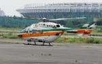 あきらっすさんが、調布飛行場で撮影した静岡県消防防災航空隊 BK117C-1の航空フォト(写真)