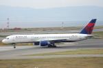 セブンさんが、関西国際空港で撮影したデルタ航空 757-251の航空フォト(飛行機 写真・画像)