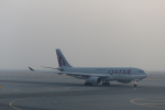 とらとらさんが、ドーハ・ハマド国際空港で撮影したカタール航空カーゴ A330-243Fの航空フォト(飛行機 写真・画像)