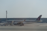 とらとらさんが、ドーハ・ハマド国際空港で撮影したカタール航空 A350-941XWBの航空フォト(写真)