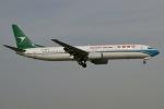 JRF spotterさんが、上海虹橋国際空港で撮影した深圳航空 737-97Lの航空フォト(写真)