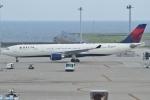 Wings Flapさんが、中部国際空港で撮影したデルタ航空 A330-302の航空フォト(写真)