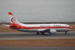 セブンさんが、中部国際空港で撮影した日本トランスオーシャン航空 737-446の航空フォト(飛行機 写真・画像)