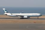 CASH FLOWさんが、中部国際空港で撮影したキャセイパシフィック航空 A330-343Xの航空フォト(写真)