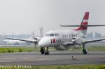 JL6DXRさんが、福岡空港で撮影したジェイ・エア BAe-3217 Jetstream Super 31の航空フォト(写真)