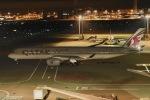 Oneworld 81Hさんが、羽田空港で撮影したカタール航空 A350-941XWBの航空フォト(写真)