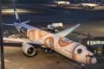 Oneworld 81Hさんが、羽田空港で撮影した全日空 777-381/ERの航空フォト(写真)