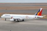 セブンさんが、中部国際空港で撮影したフィリピン航空 A321-231の航空フォト(飛行機 写真・画像)