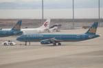 セブンさんが、中部国際空港で撮影したベトナム航空 A321-231の航空フォト(飛行機 写真・画像)