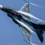 michioさんが、松島基地で撮影した航空自衛隊 F-2Bの航空フォト(写真)
