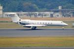 apphgさんが、成田国際空港で撮影したポーランド個人所有 G-V Gulfstream Vの航空フォト(写真)