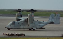 asuto_fさんが、大分空港で撮影したアメリカ海兵隊 MV-22Bの航空フォト(飛行機 写真・画像)