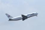 tombowさんが、成田国際空港で撮影したジェット・アジア・エアウェイズ 767-2J6/ERの航空フォト(写真)