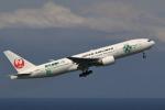 こだしさんが、羽田空港で撮影した日本航空 777-246の航空フォト(写真)