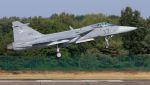 C.Hiranoさんが、クライネ・ブローゲル空軍基地で撮影したハンガリー空軍 JAS39Cの航空フォト(写真)