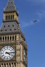 さんみさんが、ロンドン・ヒースロー空港で撮影した全日空 777-381/ERの航空フォト(写真)