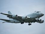 チャッピー・シミズさんが、厚木飛行場で撮影した海上自衛隊 P-1の航空フォト(飛行機 写真・画像)