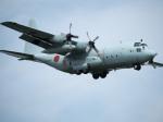 チャッピー・シミズさんが、厚木飛行場で撮影した海上自衛隊 C-130Rの航空フォト(写真)