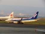 まさ773さんが、関西国際空港で撮影した全日空 737-781の航空フォト(写真)