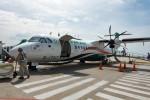 m-takagiさんが、金門空港で撮影したエバー航空 ATR-72-600の航空フォト(飛行機 写真・画像)