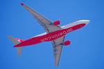LAX Spotterさんが、ロサンゼルス国際空港で撮影したエア・ベルリン A330-223の航空フォト(写真)