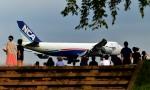 kamerajiijiさんが、成田国際空港で撮影した日本貨物航空 747-8KZF/SCDの航空フォト(写真)