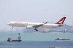 Masahiro0さんが、香港国際空港で撮影したキャセイドラゴン A330-342の航空フォト(写真)