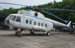 IL-18さんが、広州白雲国際空港で撮影した中国民用航空局 Mi-8Pの航空フォト(写真)