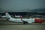 flying-dutchmanさんが、バルセロナ空港で撮影したノルウェー・エア・インターナショナル 737-86Nの航空フォト(写真)