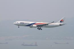 tupolevさんが、香港国際空港で撮影したマレーシア航空 A330-323Xの航空フォト(写真)