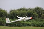 msrwさんが、妻沼滑空場で撮影した慶應義塾大学 Discus bの航空フォト(写真)