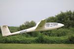 msrwさんが、妻沼滑空場で撮影した日本学生航空連盟 ASK 21の航空フォト(写真)
