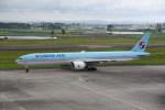 kumagorouさんが、仙台空港で撮影した大韓航空 777-3B5/ERの航空フォト(写真)