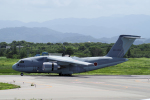 yabyanさんが、米子空港で撮影した航空自衛隊 C-2の航空フォト(飛行機 写真・画像)