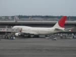 kamonhasiさんが、成田国際空港で撮影した日本航空 747-446の航空フォト(写真)