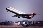 ハミングバードさんが、名古屋飛行場で撮影した日本エアシステム DC-9-41の航空フォト(写真)