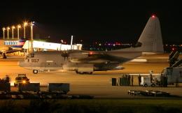 asuto_fさんが、大分空港で撮影したアメリカ海兵隊 KC-130J Herculesの航空フォト(飛行機 写真・画像)