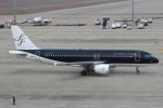 セブンさんが、中部国際空港で撮影したスターフライヤー A320-214の航空フォト(飛行機 写真・画像)