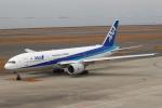 セブンさんが、中部国際空港で撮影した全日空 777-281/ERの航空フォト(写真)