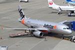 セブンさんが、中部国際空港で撮影したジェットスター・ジャパン A320-232の航空フォト(写真)