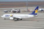 セブンさんが、中部国際空港で撮影したスカイマーク 737-86Nの航空フォト(写真)